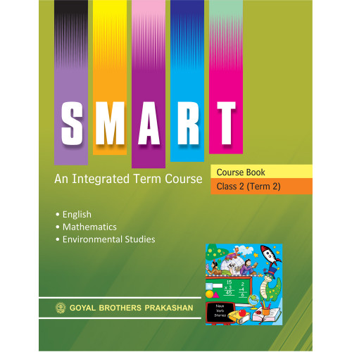 Smart An Integrated Term Course Book For Class 5 (Term 1)