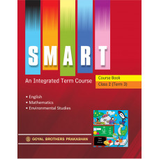 Smart An Integrated Term Course Book For Class 1 (Term 2)
