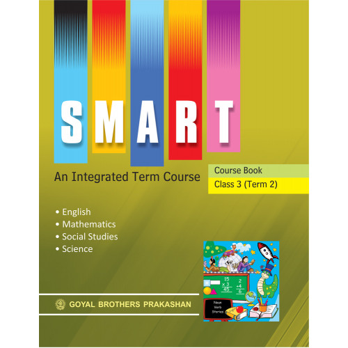 Smart An Integrated Term Course Book For Class 2 (Term 2)