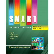 Smart An Integrated Term Course Book For Class 3 (Term 2)