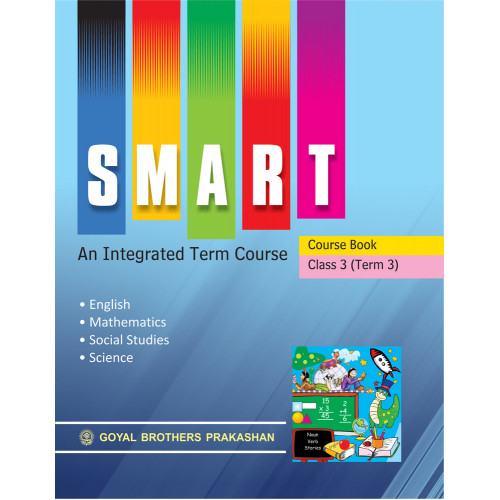 Smart An Integrated Term Course Book For Class 4 (Term 2)