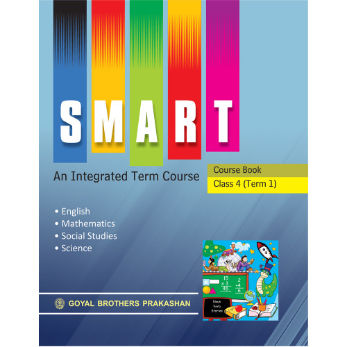 Smart An Integrated Term Course Book For Class 5 (Term 2)