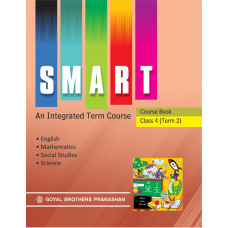 Smart An Integrated Term Course Book For Class 1 (Term 3)