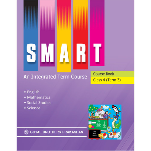 Smart An Integrated Term Course Book For Class 2 (Term 3)