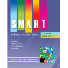 Smart An Integrated Term Course Book For Class 3 (Term 3)