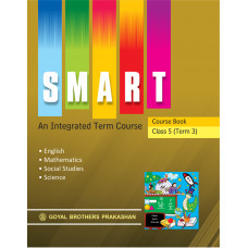 Smart An Integrated Term Course Book For Class 5 (Term 3)