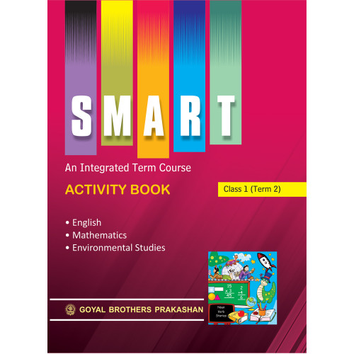 Smart An Integrated Term Course Book Activity Book For Class 2 (Term 1)