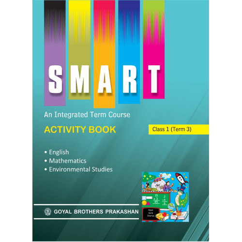 Smart An Integrated Term Course Book Activity Book For Class 3 (Term 1)