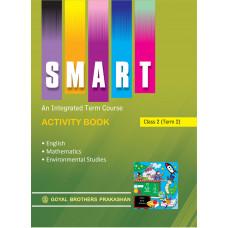 Smart An Integrated Term Course Book Activity Book For Class 5 (Term 1)