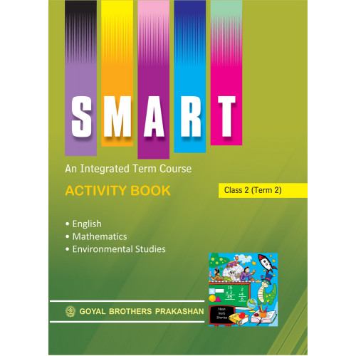 Smart An Integrated Term Course Book Activity Book For Class 5 (Term 1)