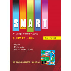Smart An Integrated Term Course Book Activity Book For Class 1 (Term 2)