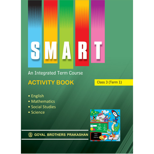 Smart An Integrated Term Course Book Activity Book For Class 2 (Term 2)