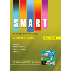 Smart An Integrated Term Course Book Activity Book For Class 3 (Term 2)