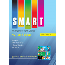 Smart An Integrated Term Course Book Activity Book For Class 4 (Term 2)