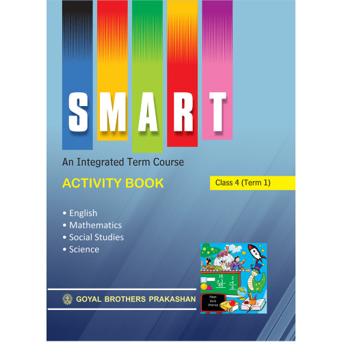 Smart An Integrated Term Course Book Activity Book For Class 5 (Term 2)