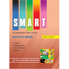 Smart An Integrated Term Course Book Activity Book For Class 1 (Term 3)