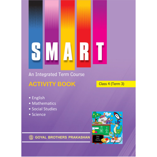 Smart An Integrated Term Course Book Activity Book For Class 2 (Term 3)
