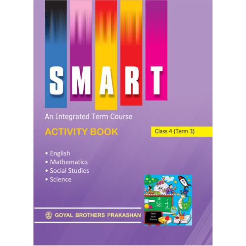 Smart An Integrated Term Course Book Activity Book For Class 2 (Term 3)