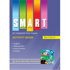 Smart An Integrated Term Course Book Activity Book For Class 3 (Term 3)