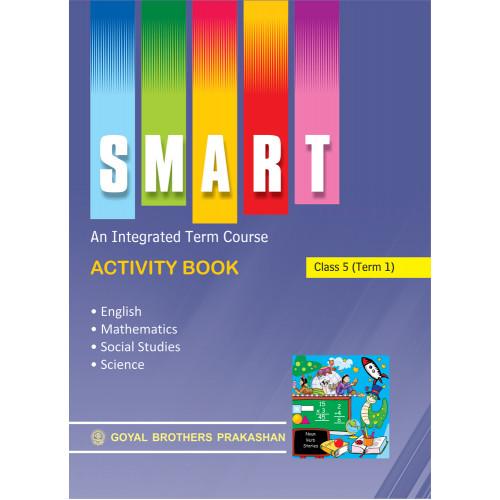 Smart An Integrated Term Course Book Activity Book For Class 3 (Term 3)
