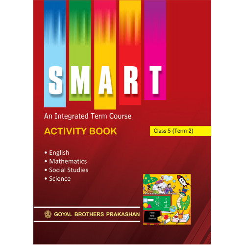 Smart An Integrated Term Course Book Activity Book For Class 4 (Term 3)