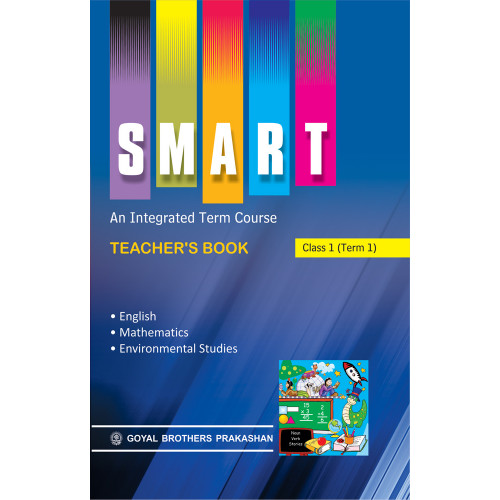 Smart An Integrated Term Course Book Teachers Book For Class 1 (Term 1)