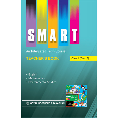 Smart An Integrated Term Course Book Teachers Book For Class 3 (Term 1)
