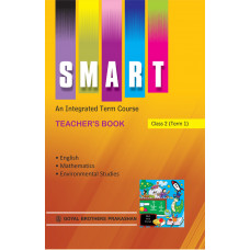 Smart An Integrated Term Course Book Teachers Book For Class 4 (Term 1)