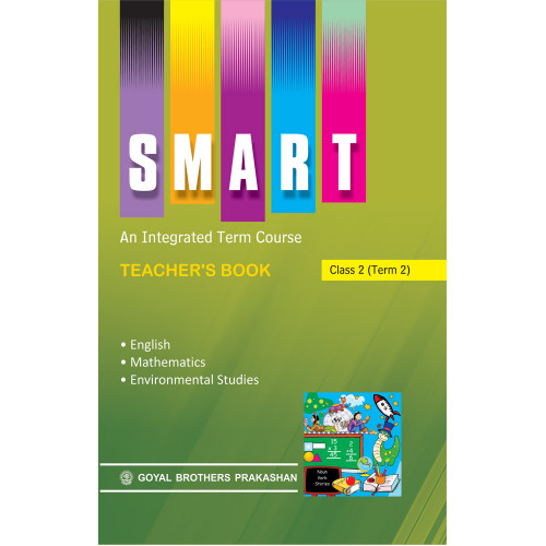 Smart An Integrated Term Course Book Teachers Book For Class 5 (Term 1)