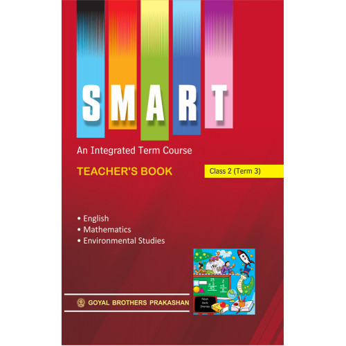 Smart An Integrated Term Course Book Teachers Book For Class 1 (Term 2)