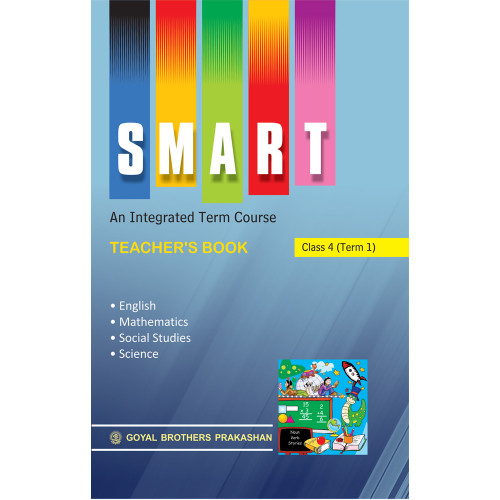 Smart An Integrated Term Course Book Teachers Book For Class 5 (Term 2)