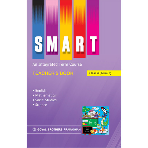 Smart An Integrated Term Course Book Teachers Book For Class 2 (Term 3)
