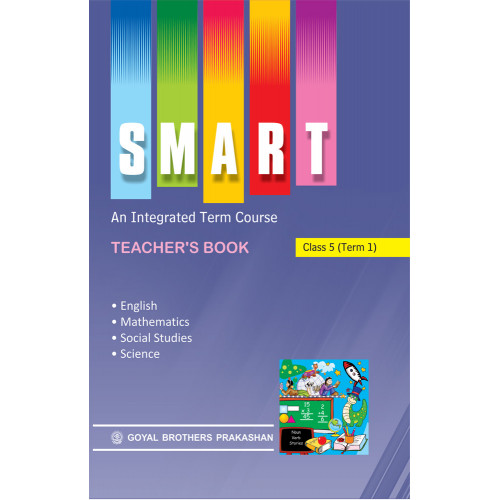 Smart An Integrated Term Course Book Teachers Book For Class 3 (Term 3)