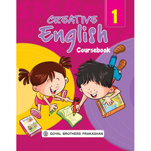 Creative English Course Book 1