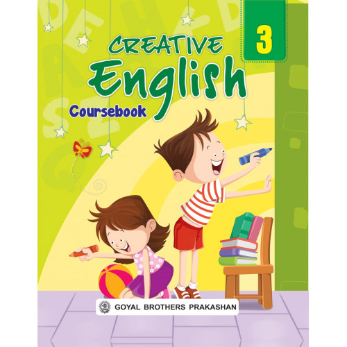Creative English Course Book 3