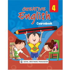 Creative English Course Book 4