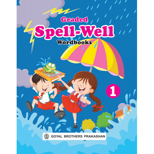 Graded Spellwell Wordbook Part 1
