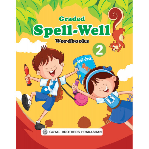 Graded Spellwell Wordbook Part 2
