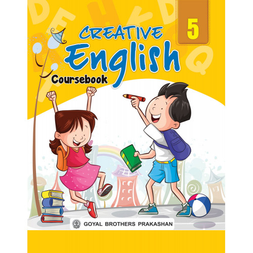 Creative English Course Book 5