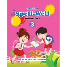 Graded Spellwell Wordbook Part 3