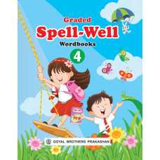 Graded Spellwell Wordbook Part 4