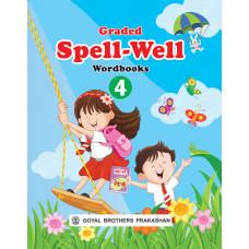 Graded Spellwell Wordbook Part 4