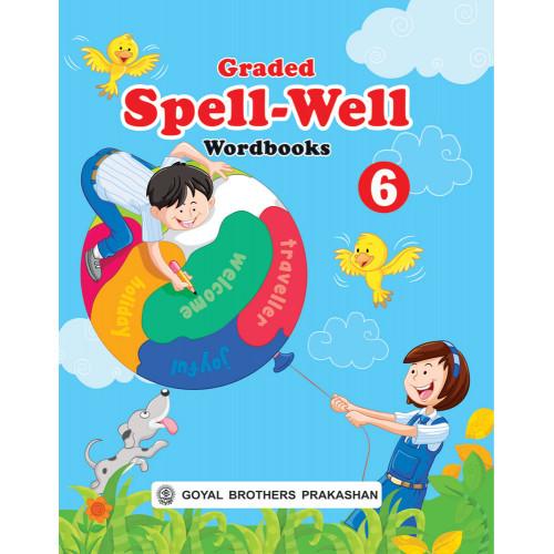 Graded Spellwell Wordbook Part 6