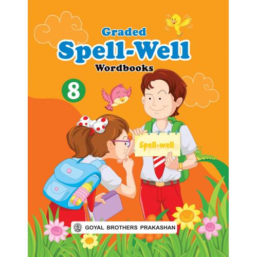 Graded Spellwell Wordbook Part 8