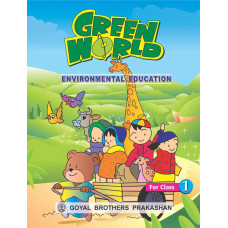 Green World Environmental Education For Class 1