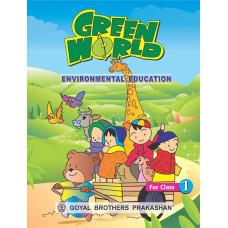 Green World Environmental Education For Class 1