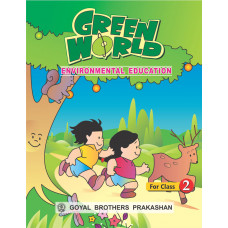 Green World Environmental Education For Class 2
