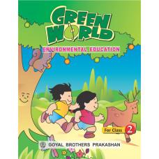 Green World Environmental Education For Class 2