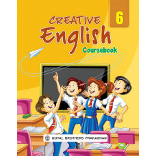 Creative English Course Book 6