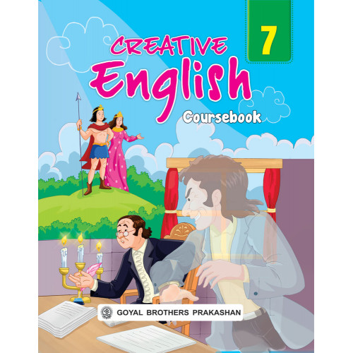 Creative English Course Book 7